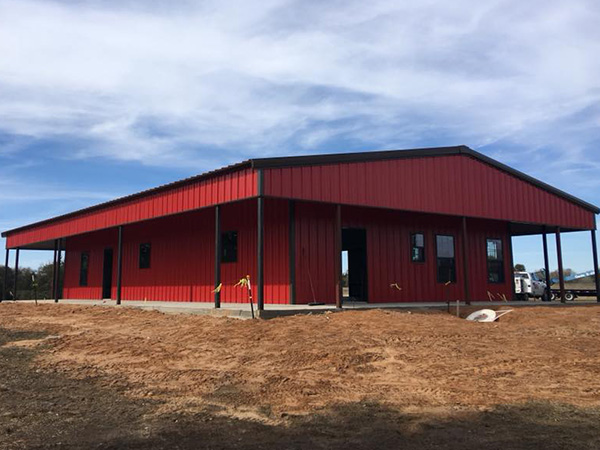 Barndominium Gallery - JM Buildings, Bryan/College Station